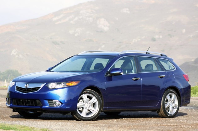 Acura TSX Sport Wagon